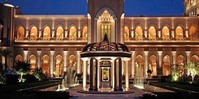 Shangri-la,the largest luxury hotel project